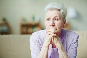 Behavioral changes may be first indication of Alzheimer's disease