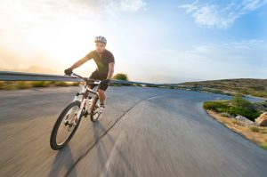 Bike ride to improve type 2 diabetes