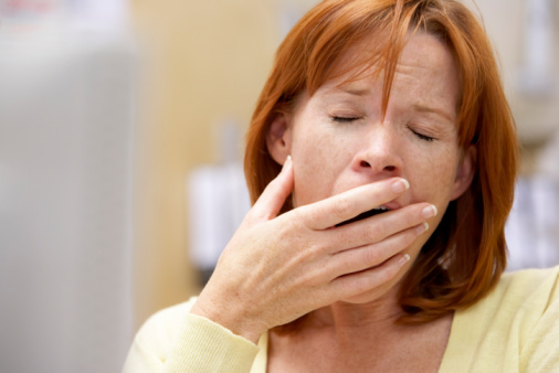 chronic fatigue syndrome menopause