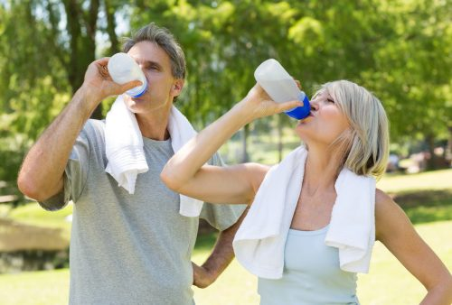 Dehydration can lead to kidney stones, kidney failure, and cardiac arrest