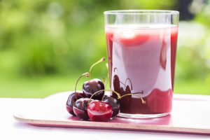 Cherries for stronger muscle