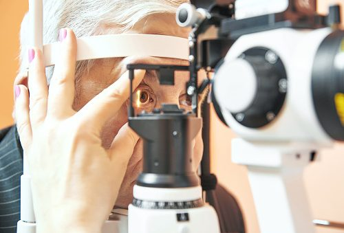 Eye implants approved by the FDA for aging seniors