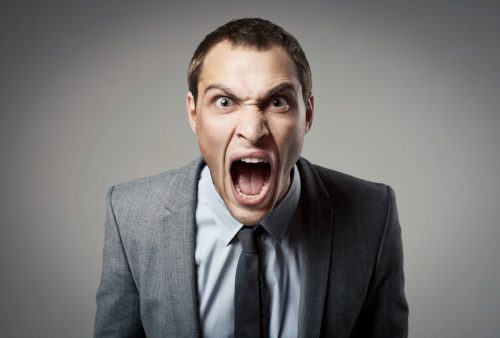Heart attack and stroke risk increases with rage, anger outbursts
