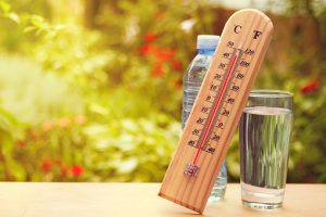 Heat waves associated with rise in death tolls