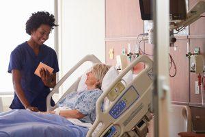 Hospital-acquired pneumonia (HAP)