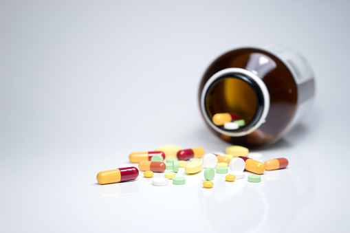 chronic narcotic use among IBD child patients