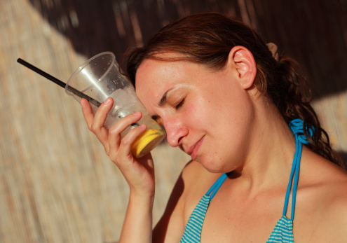 IBD gastroenteritis flare-ups during heat waves