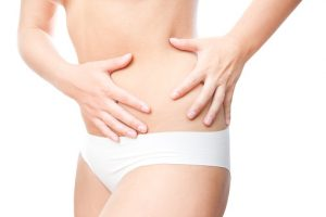 common causes of pain in lower left abdomen and home remedies, Skeleton
