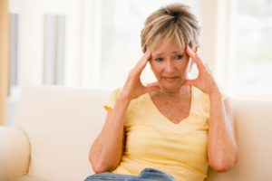 menopause symptoms nausea