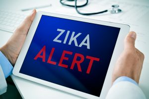 Possible local transmission of Zika virus in Florida
