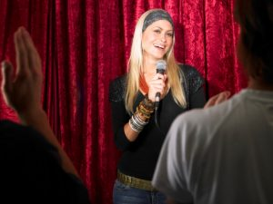 Stand-up comics have a shorter lifespan than other actors
