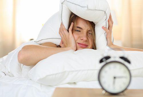 Tinnitus insomnia