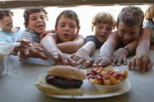 TV ads influence children's eating habits