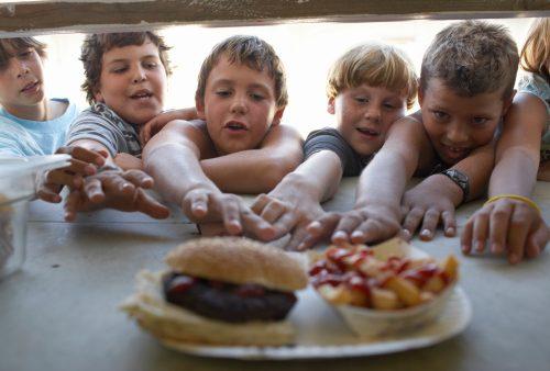 TV ads influence children's eating habits
