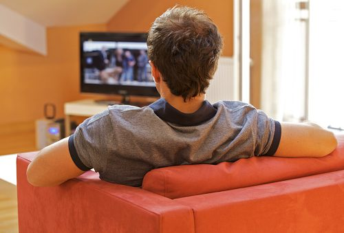 Watching TV for hours increases blood clot risk