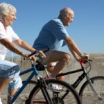 Alzheimer's disease, dementia risk lower in seniors who exercise which protects brain's gray matter