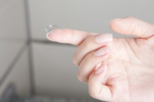 Contact lens eye infection: Risk and prevention