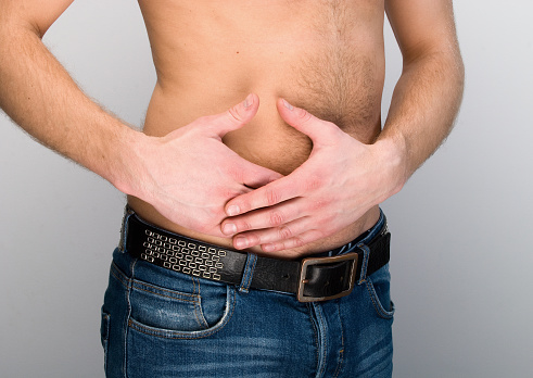 diverticulitis Stomach pain