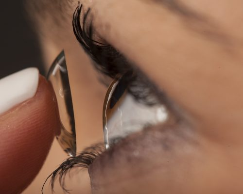 Eye damage can occur with improper use of contact lenses: CDC