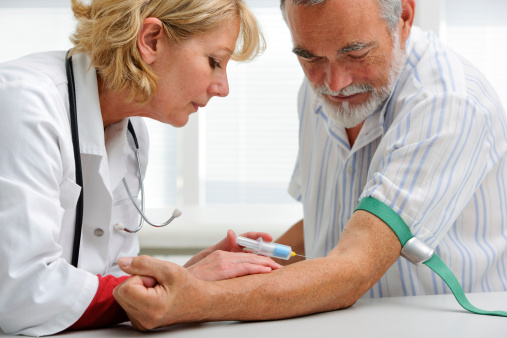 fasting before a cholesterol test