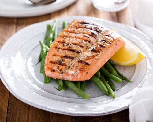 "HDL ""good"" cholesterol levels improved with intake of fatty fish: Study"