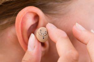 hearing aid tinnitus