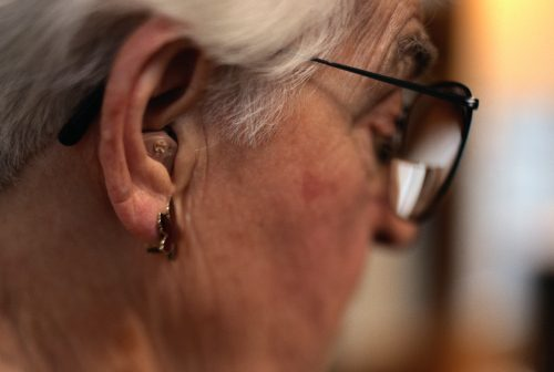 Hearing loss in elderly linked to brain atrophy: Study
