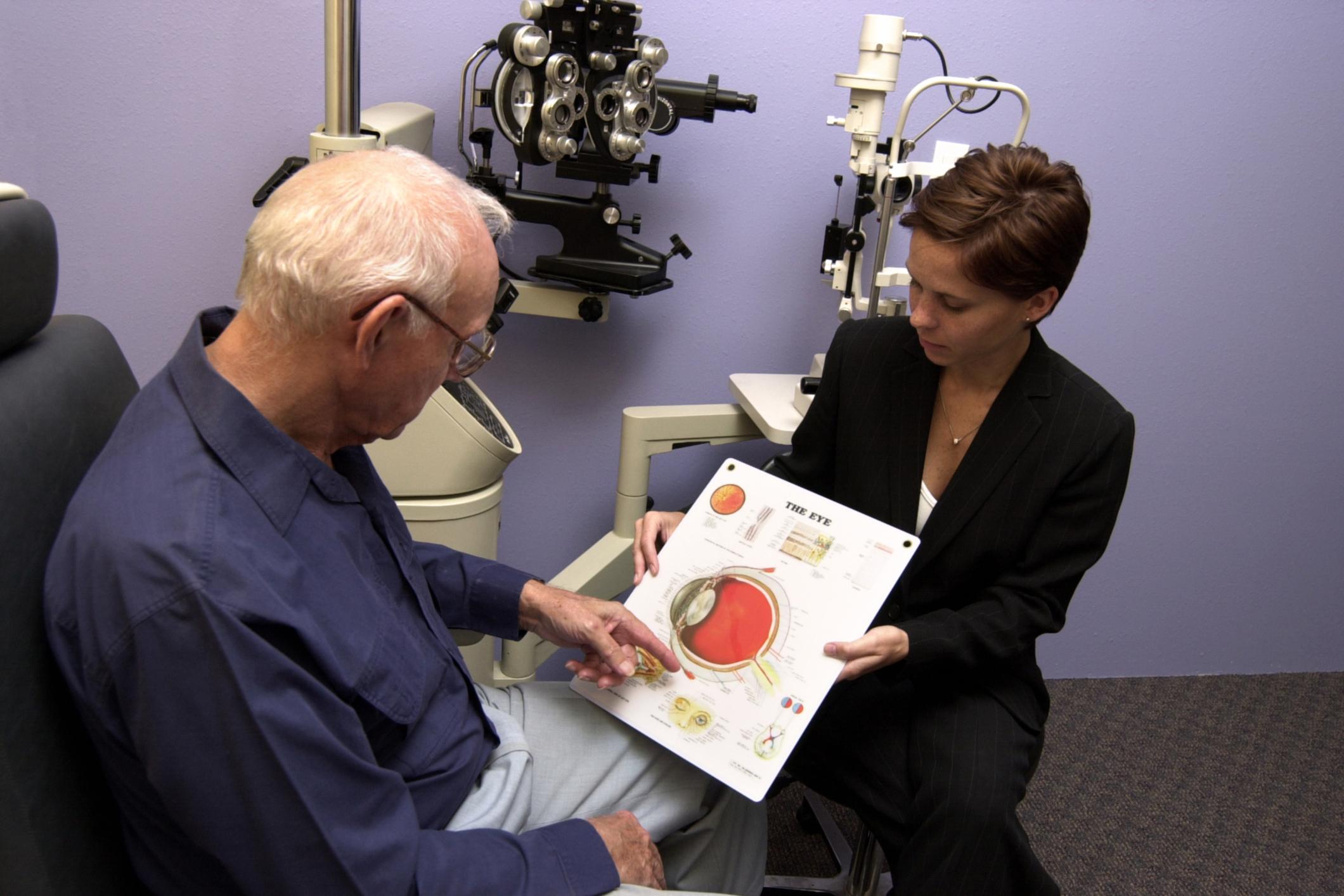 mauclar degeneration linked to immune abnormalities in retina