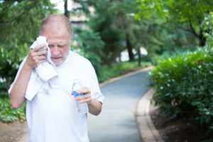 Seniors at highest risk for heat stroke and heat-related illness