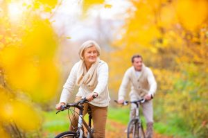 moderate exercise senior heart