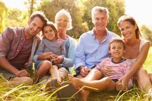 Seniors live longer with family support
