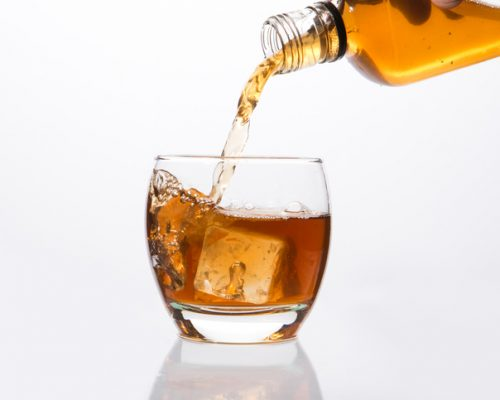 ulcerative colitis and alcohol