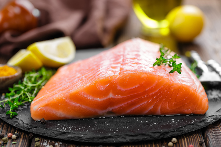 Functional foods advice and natural remedies bel marra for Eating fish everyday