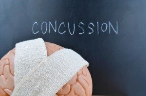 Concussion (traumatic brain injury)