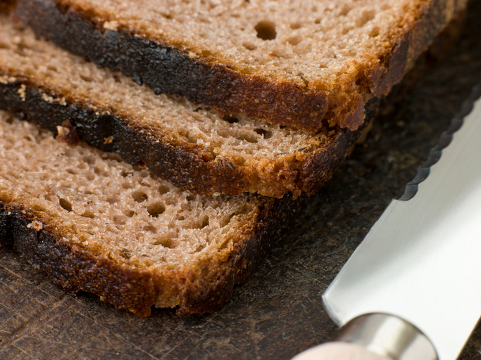 rye bread and IBS