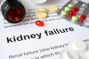 acute kidney failure in seniors