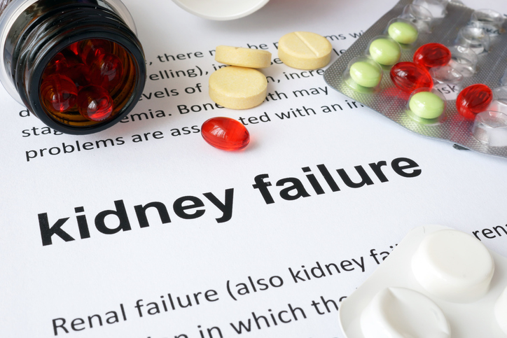 acute kidney failure in seniors