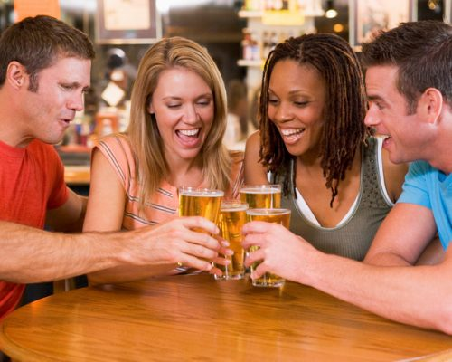 Beer promotes happiness, friendliness: Study