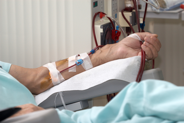 CDC focuses on improving safety during dialysis