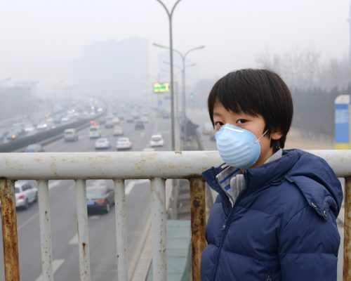 Chronic kidney disease risk air pollution