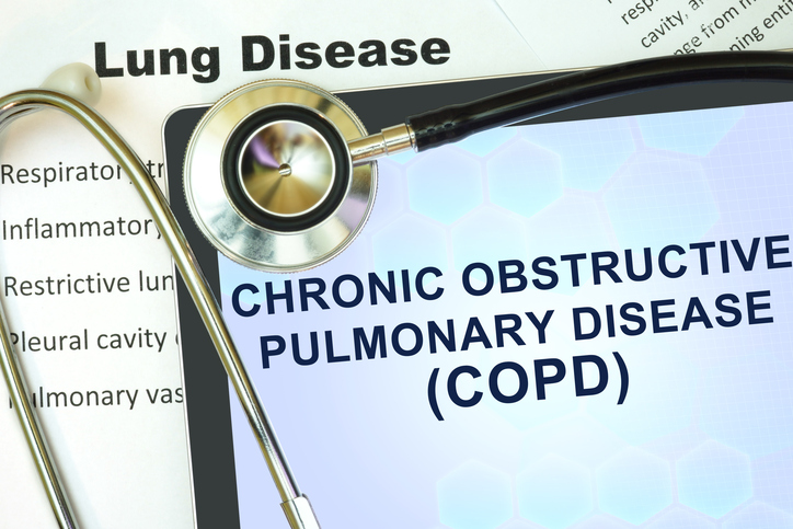 COPD deaths are down: CDC