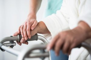 Falls are a deadly threat among seniors