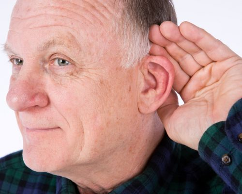 Hearing loss in older adults and accelerated brain tissue loss linked: Study