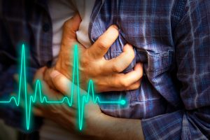Heart attack and stroke risk increases with higher heart age in U. S