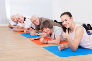Heart failure risk reduced in older adults with moderate physical activity and healthy weight