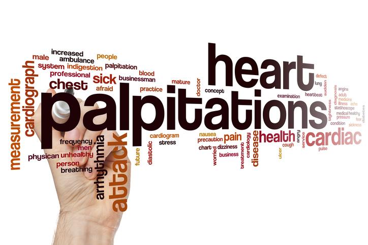 heart palpitation essay