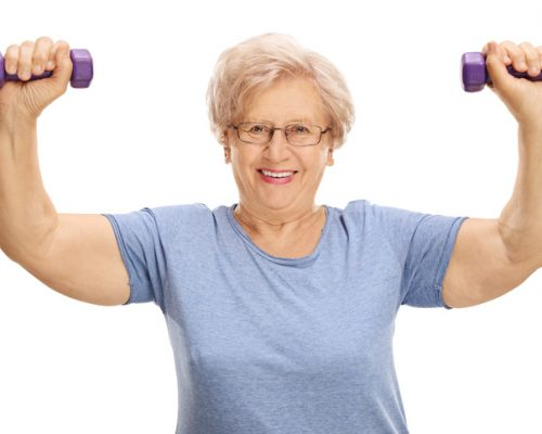 Millions of senior Americans not receiving adequate exercise
