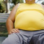 Obesity triggers premature aging of the brain