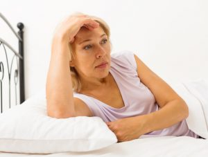 menopause hot flashes sleep disorder