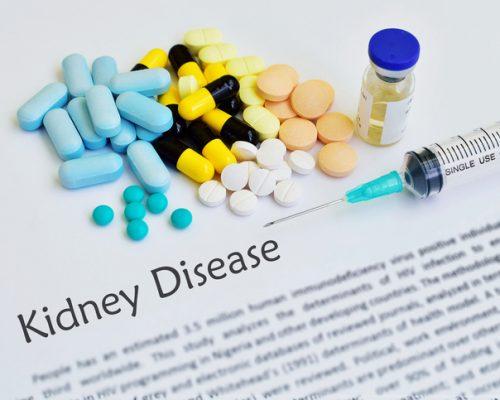 kidney function in diabetes